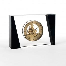 Orologio in cristallo da tavolo Art. CB12-1