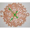 Orologio da parete di Designal quarzo Art.Corallo
