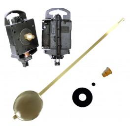 802053/21 Movimento al Quarzo UTS perno sfere 21mm - con Pendolo senza suoneria